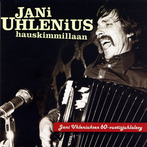 Jani Uhlenius 歌手頭像
