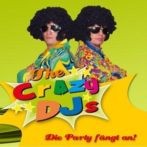 The Crazy Djs 歌手頭像