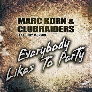 Marc Korn & Clubraiders feat. Orry Jackson 歌手頭像