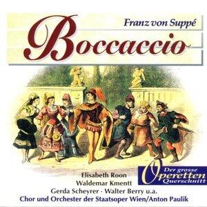 Boccaccio アーティスト写真