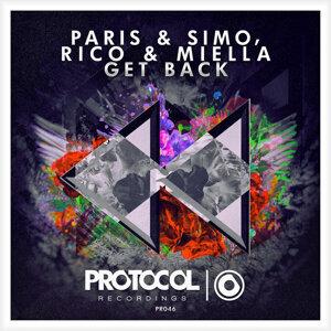 Paris & Simo, Rico & Miella 歌手頭像