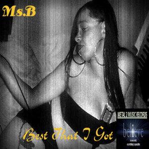 Ms. B 歌手頭像