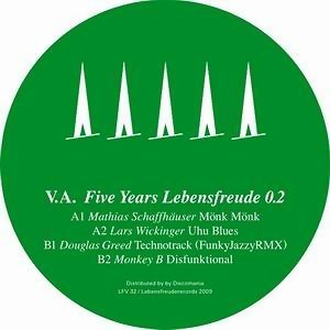Five Years Lebensfreude 0.2 歌手頭像