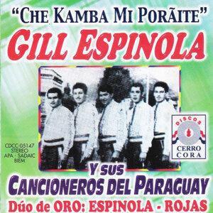 Gill Espínola y Sus Cancioneros Del Paraguay 歌手頭像
