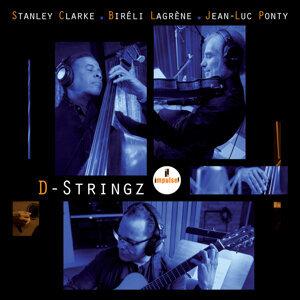 Stanley Clarke - Bireli Lagrène - Jean-Luc Ponty 歌手頭像