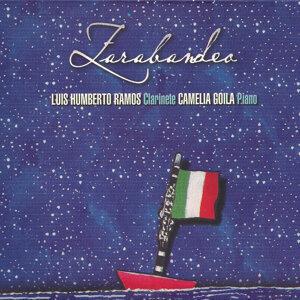 Luis Humberto Ramos, Camelia Goila 歌手頭像