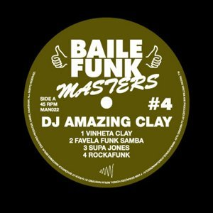 DJ Amazing Clay 歌手頭像