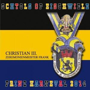 Prinz Christian 3. & Zeremonienmeister Frank 歌手頭像