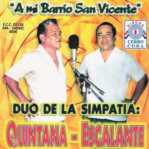 Dúo De La Simpatía Quintana - Escalante 歌手頭像