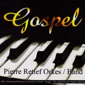 Pierre Retief Orkes, Band 歌手頭像