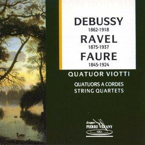 Quatuor Viotti, Pierre Franck, Marc Goulut, Marc Duprez, Hugh Mackenzie 歌手頭像