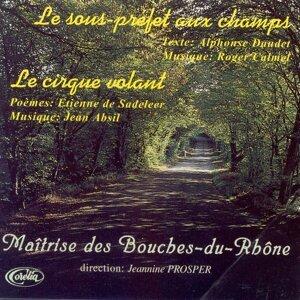 Maîtrise Des Bouches-Du-Rhône dir. Jeannine Prosper 歌手頭像