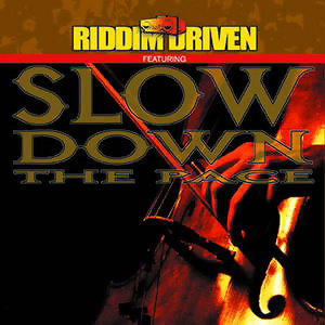 Riddim Driven - Slow Down The Pace 歌手頭像