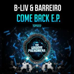 B-Liv, Barreiro 歌手頭像