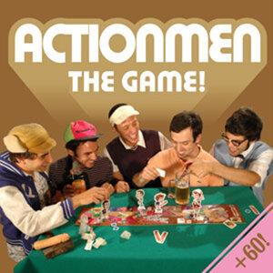 Actionmen 歌手頭像