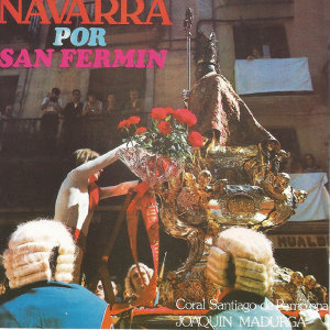Coral Santiago de Pamplona Joaquín Madurga 歌手頭像