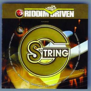 Riddim Driven: G-string アーティスト写真