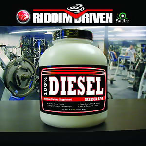 Riddim Driven: Diesel 歌手頭像