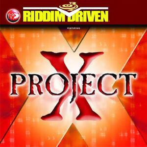 Riddim Driven: Project X 歌手頭像