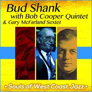 Bob Cooper Quintet, Gary McFarland Sextet, Bud Shank 歌手頭像