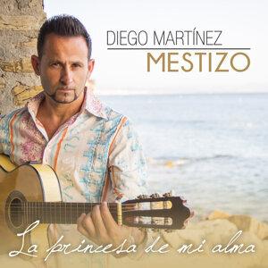 "Diego Martínez  ""Mestizo"" 歌手頭像"