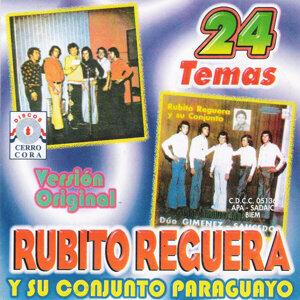 Rubito Reguera y Su Conjunto Paraguayo 歌手頭像