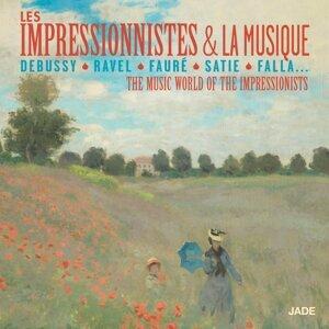 Walter Gieseking, Albert Ferber, Francis Poulenc 歌手頭像
