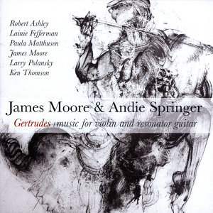 James Moore, Andie Springer 歌手頭像