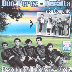 Dúo Pérez - Peralta y Su Conjunto Paraguayo 歌手頭像