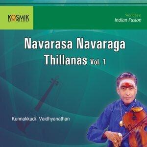 Kunnakudi Vaidhyanathan 歌手頭像
