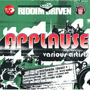Riddim Driven: Applause アーティスト写真