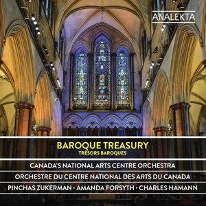 Canada's National Arts Centre Orchestra, Pinchas Zukerman, Amanda Forsyth 歌手頭像