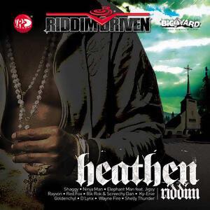 Riddim Driven: Heathen Riddim 歌手頭像