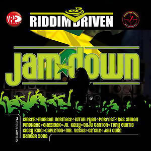 Riddim Driven: Jam Down 歌手頭像