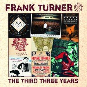 Frank Turner 歌手頭像
