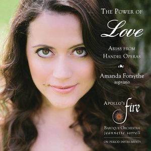 Amanda Forsythe 歌手頭像