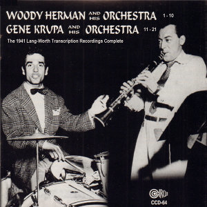 Woody Herman and His Orchestra, Gene Krupa and His Orchestra 歌手頭像