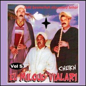 Cheikh El Miloud El Vialari 歌手頭像