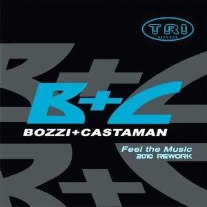 Bozzi + Castaman 歌手頭像