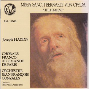 Bernard Lallement, Chorale Franco-Allemande de Paris 歌手頭像