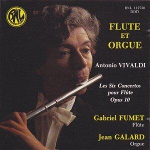 Gabriel Fumet, Jean Galard 歌手頭像