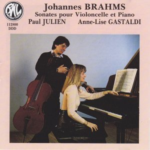 Paul Julien, Anne-Lise Gastaldi 歌手頭像