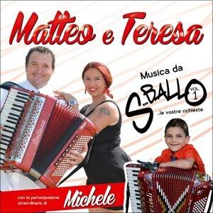 Matteo e Teresa, Mario Riccardi 歌手頭像