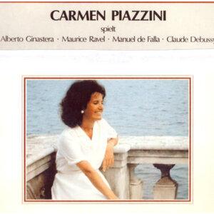 Carmen Piazzini アーティスト写真