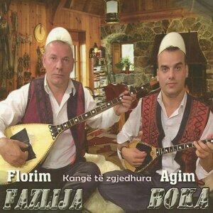 Florim Fazlija, Agim Boka 歌手頭像