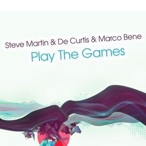 Steve Martin, De Curtis, Marco Bene 歌手頭像