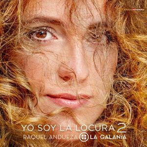 Raquel Andueza, La Galanía 歌手頭像