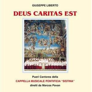 Pueri Cantores Cappella Musicale Pontificia Sistina, Marcos Pavan, Gianluca Libertucci 歌手頭像