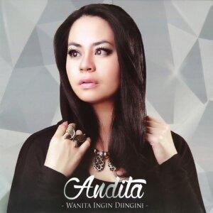 Andita 歌手頭像