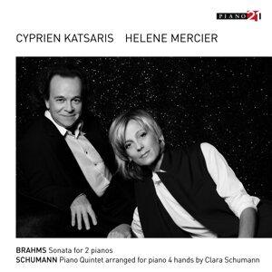 Cyprien Katsaris, Hélène Mercier 歌手頭像
